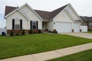 ranch homes for sale in Wentzville 707 Chancellorsville